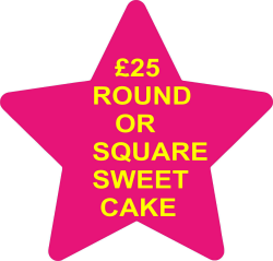 Cheap Sweet Cakes