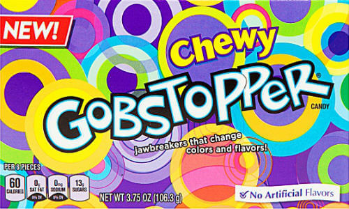 Chewy Gobstopper American Sweets