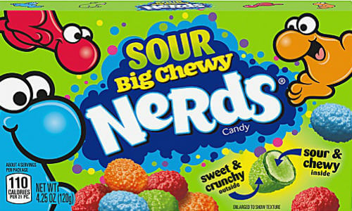 Nerds Sour Big-Chewy In Kent
